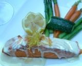 salmone prosecco